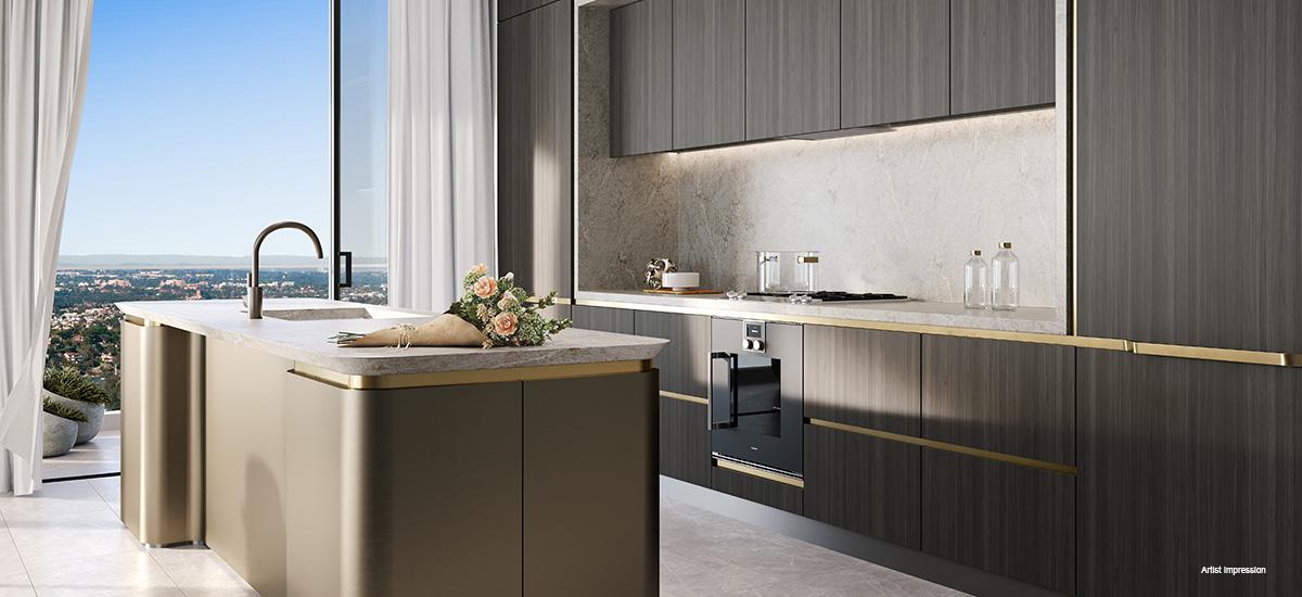 eighty eight kitchen apartment developments off the plan sydney st leonards