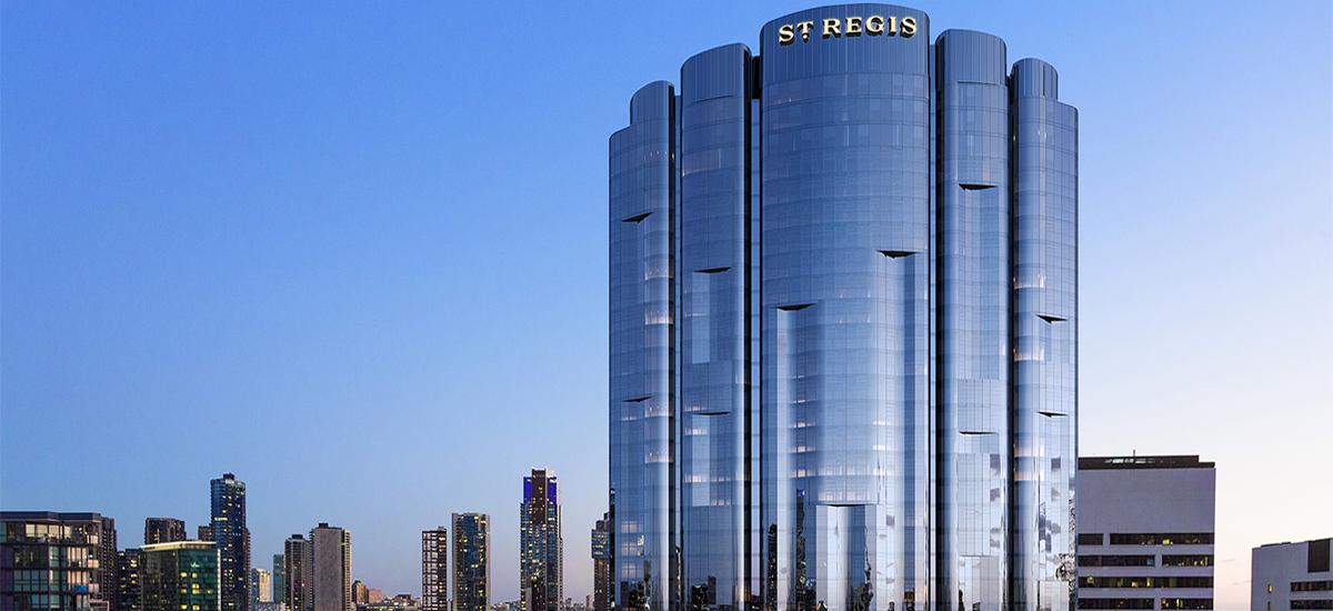 St. Regis Hotel at Flinders Bank