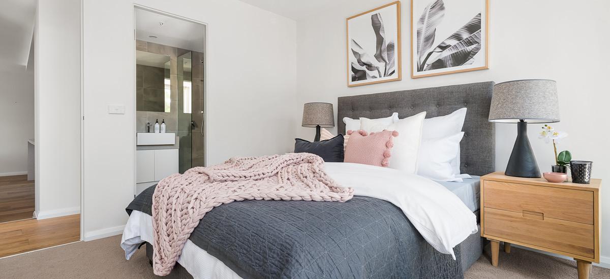 Garnet Residences bedroom