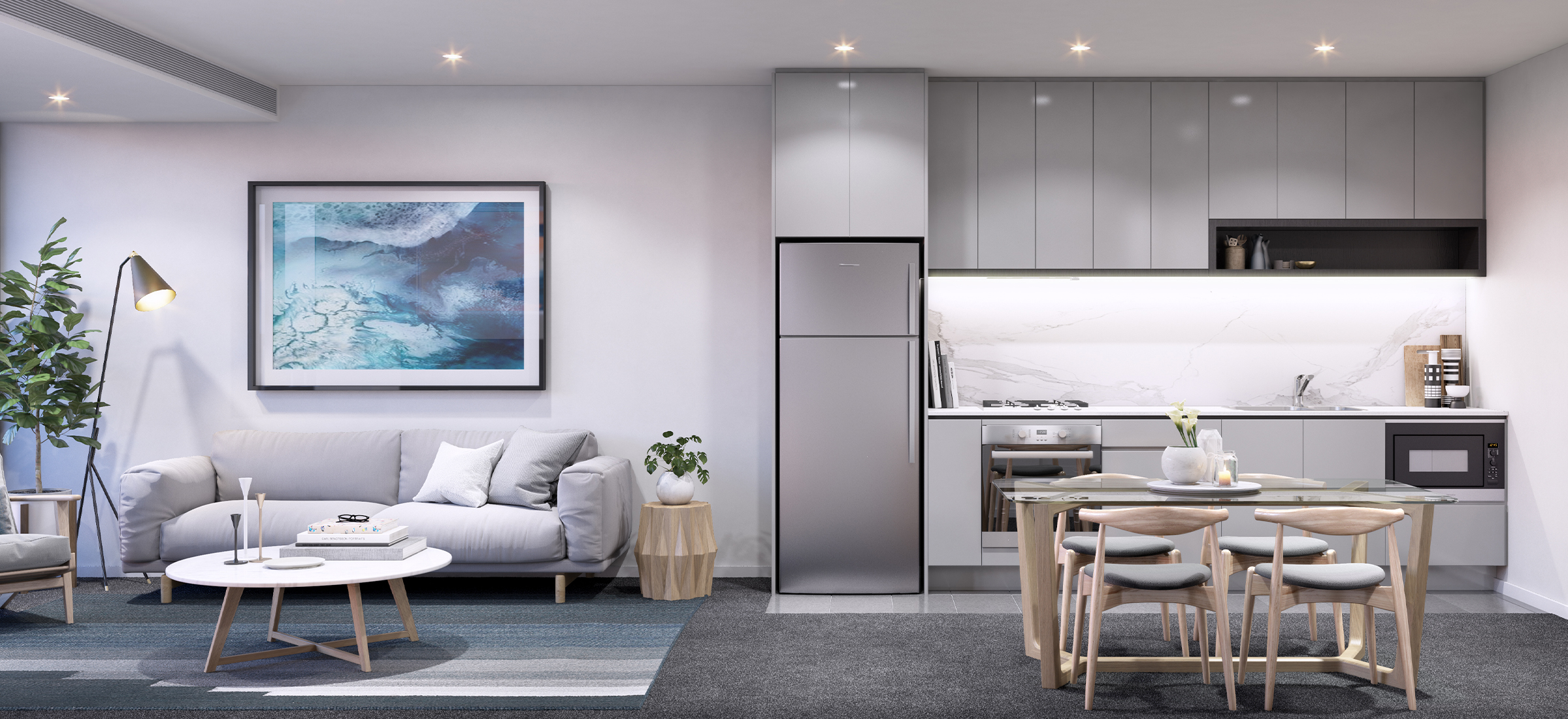 The Lonsdale Collection living and dining