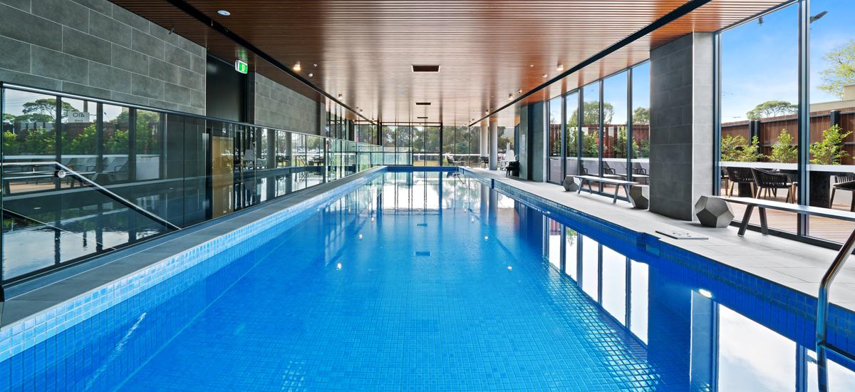 Kubix swimming pool