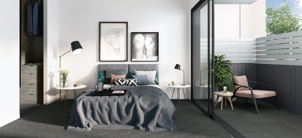 Laila spacious floorplan