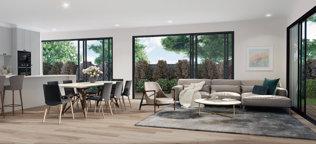 Laila living room