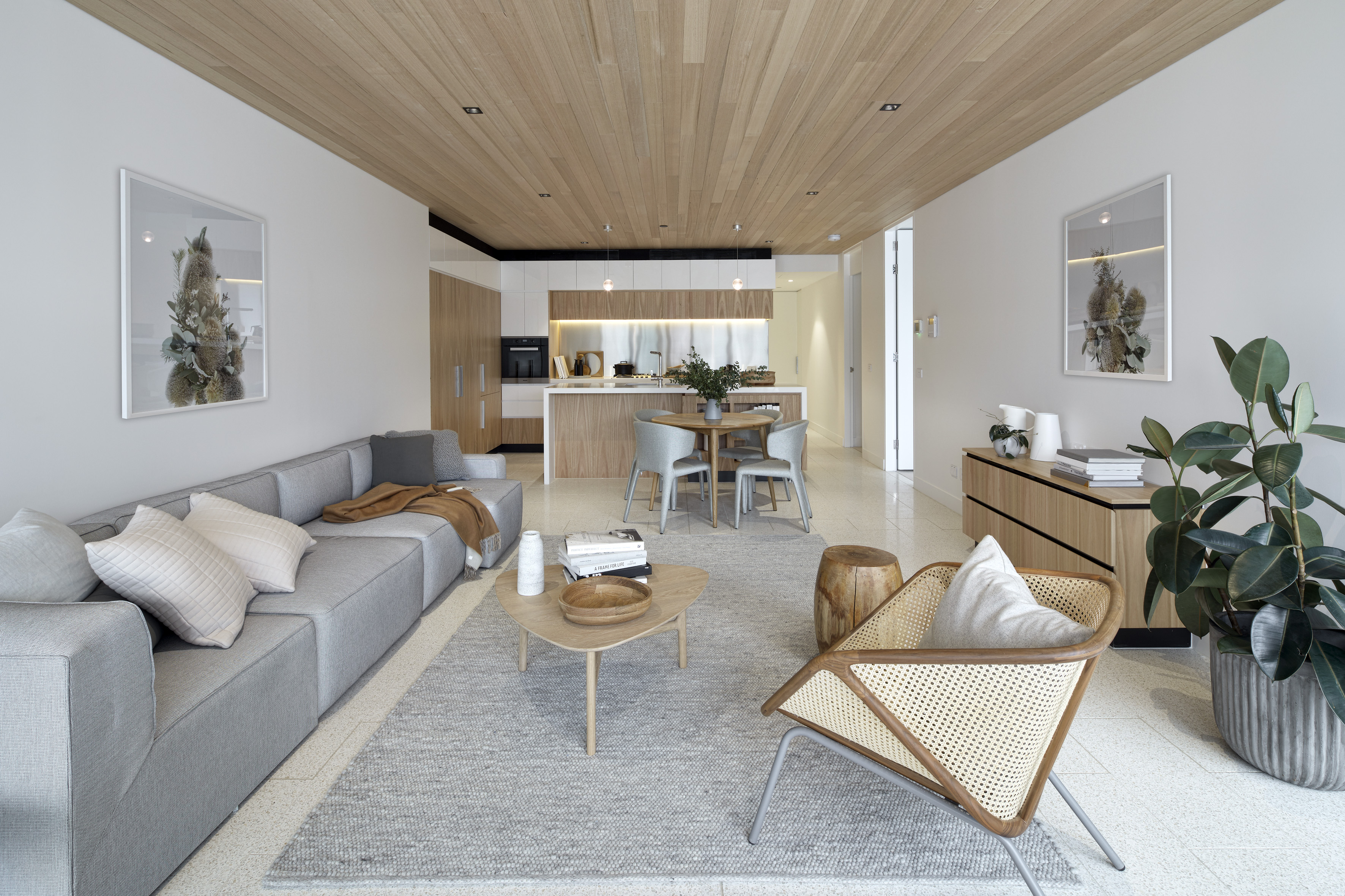banksia living room