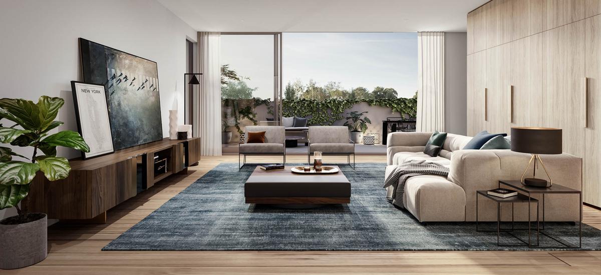 mckn interior living room