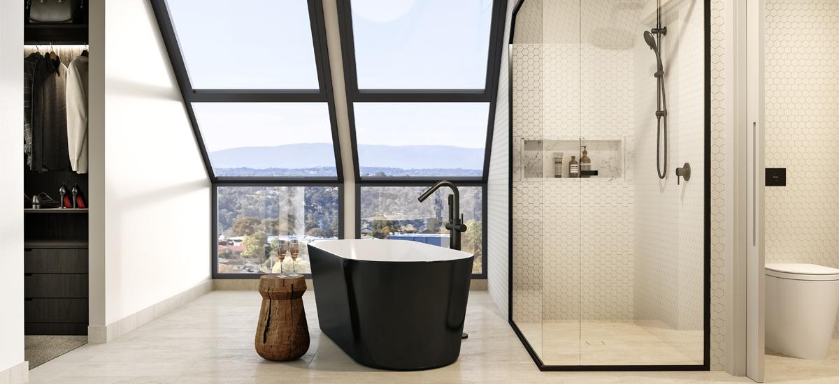 Bathroom at Manning Doncaster
