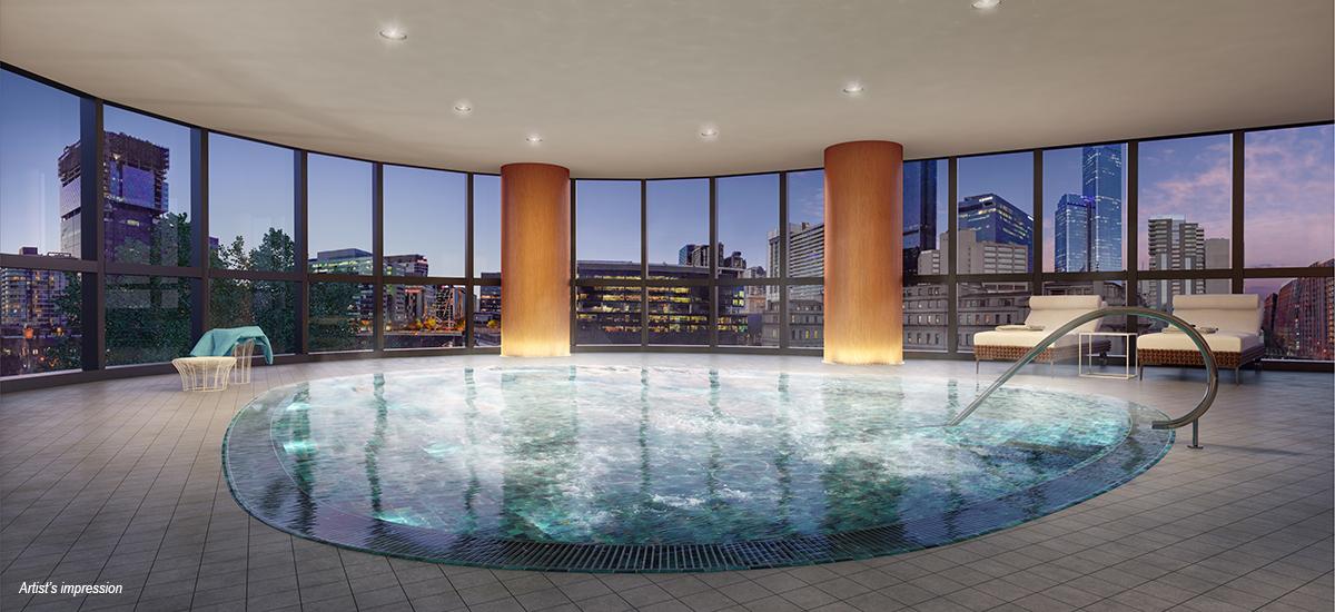 Melbourne Quarter lifestyle amenities