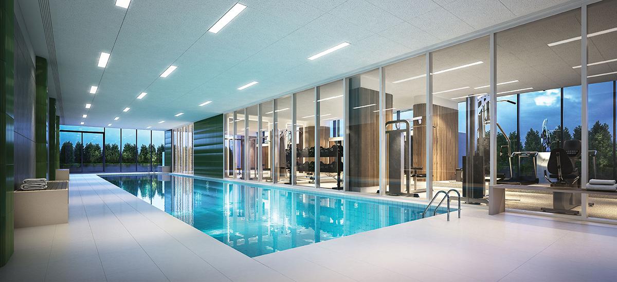 Melbourne grand pool
