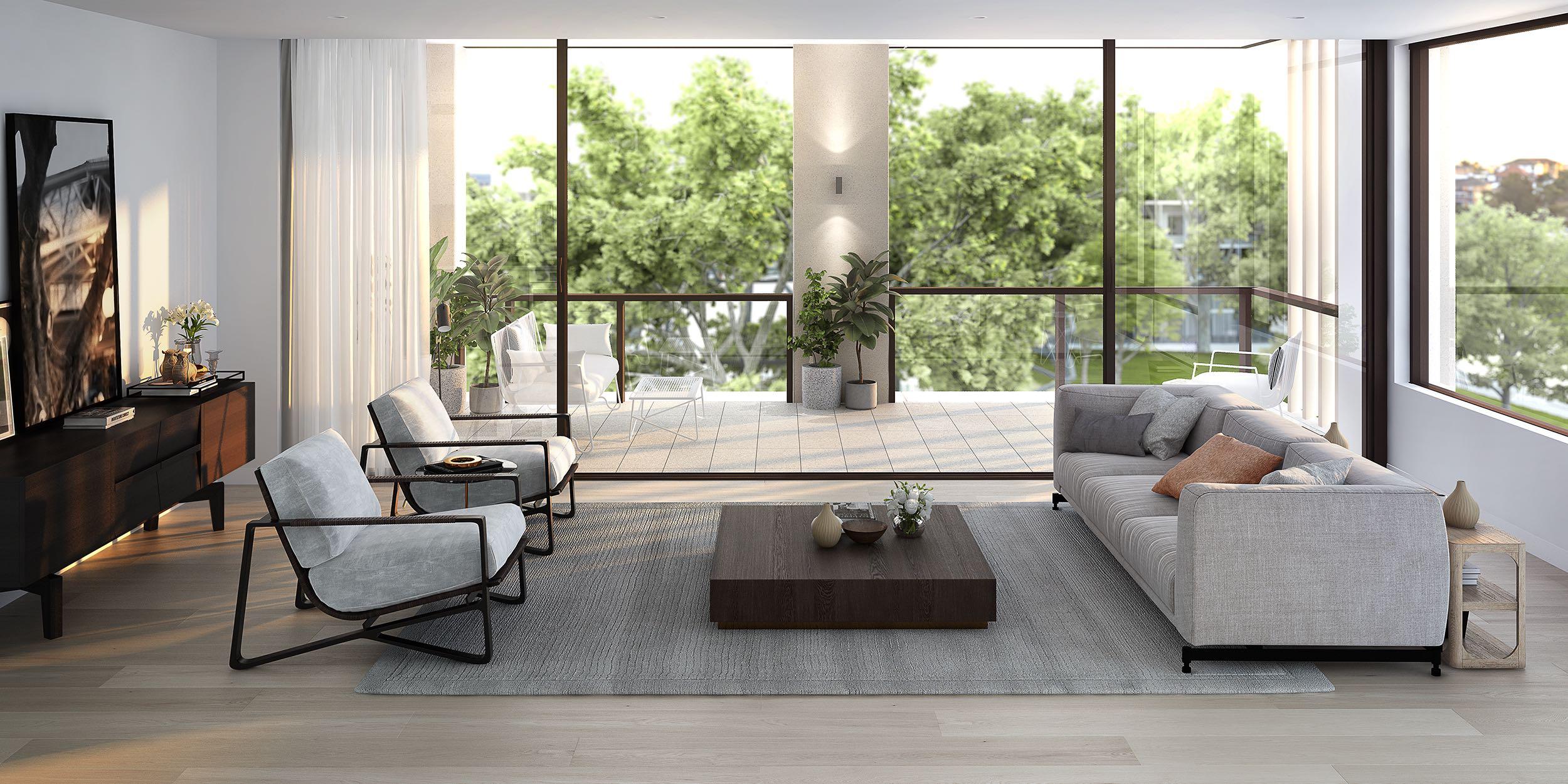 newmarket randwick living room