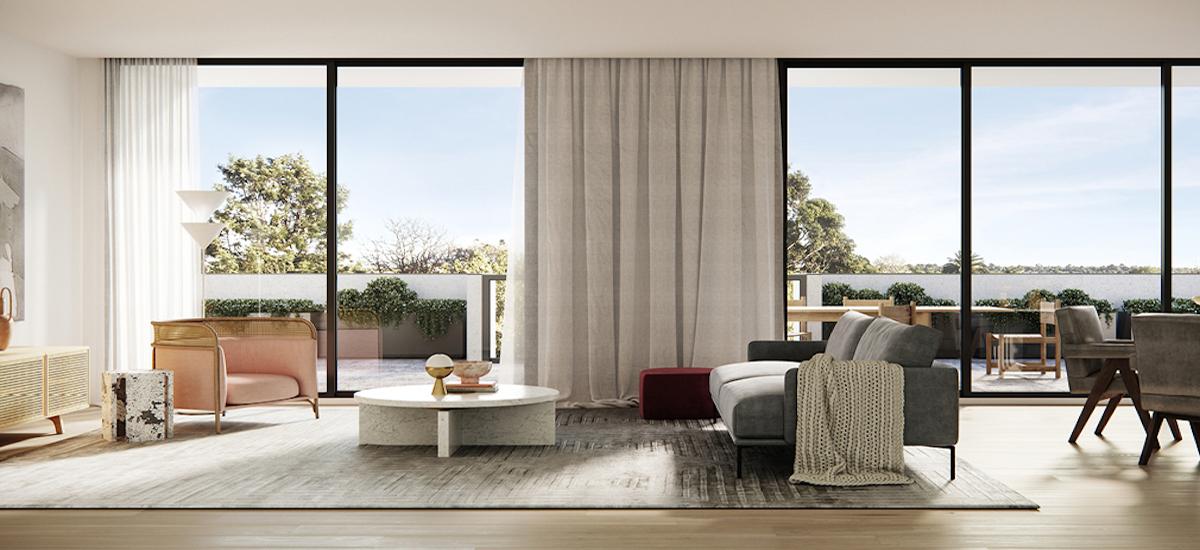 OLEA living area