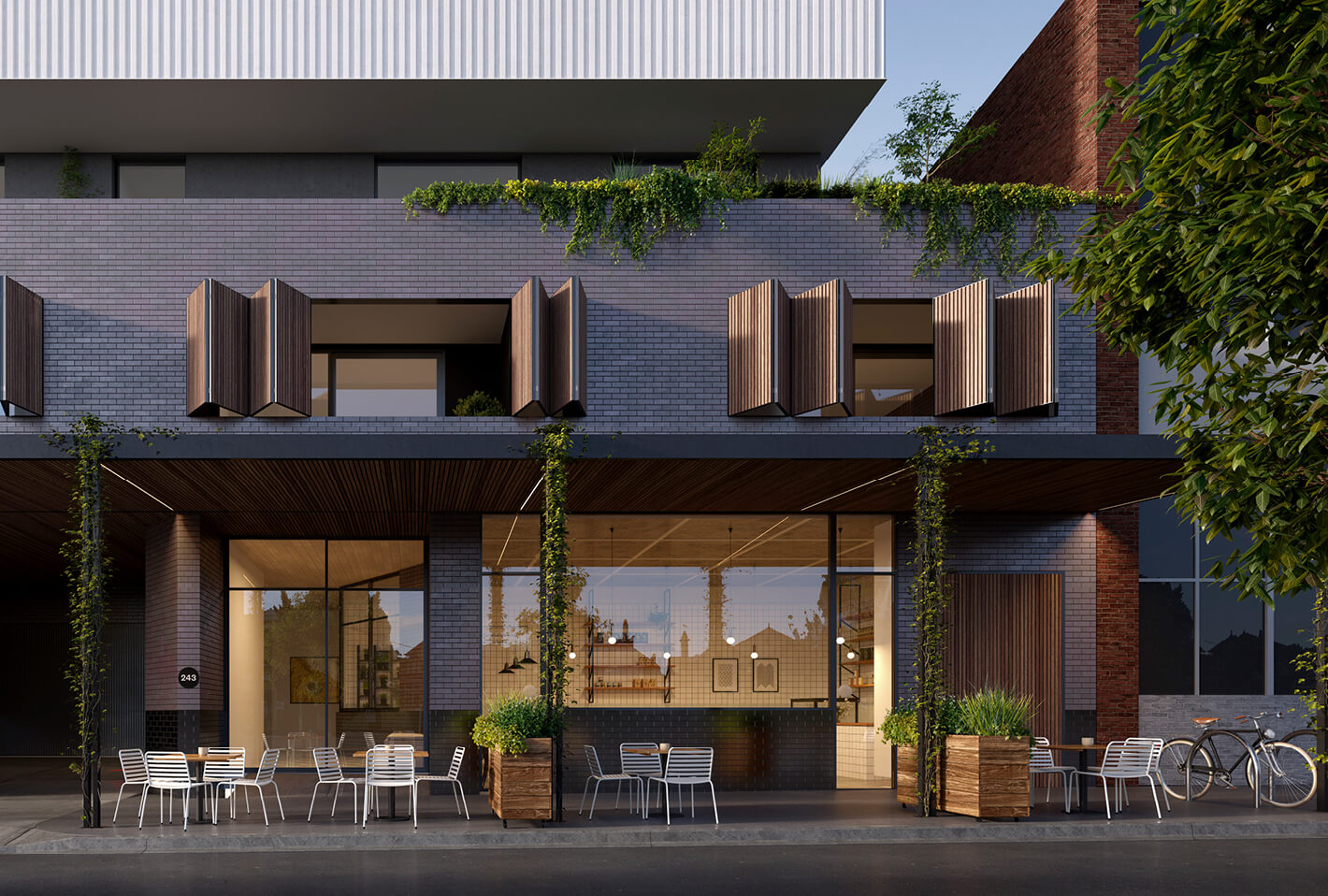 patch apartments north fitzroy off the plan apartments