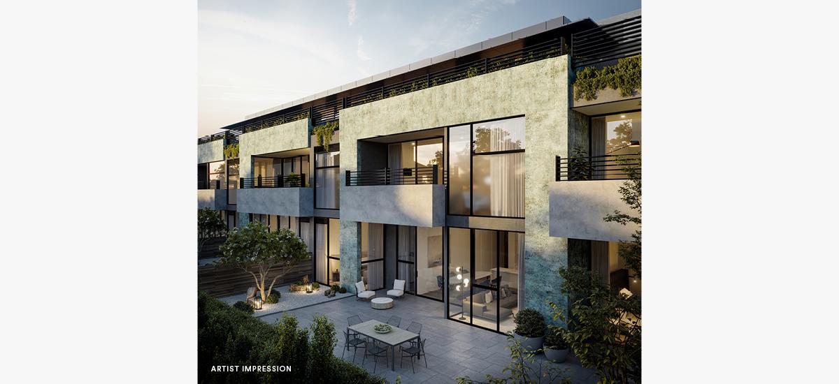 piper hampton courtyard terrace outdoors