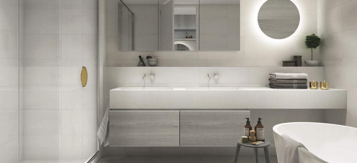Realm Adelaide bathroom