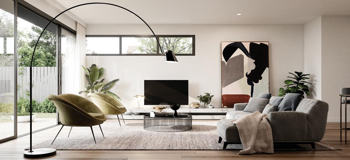 Rosa living room