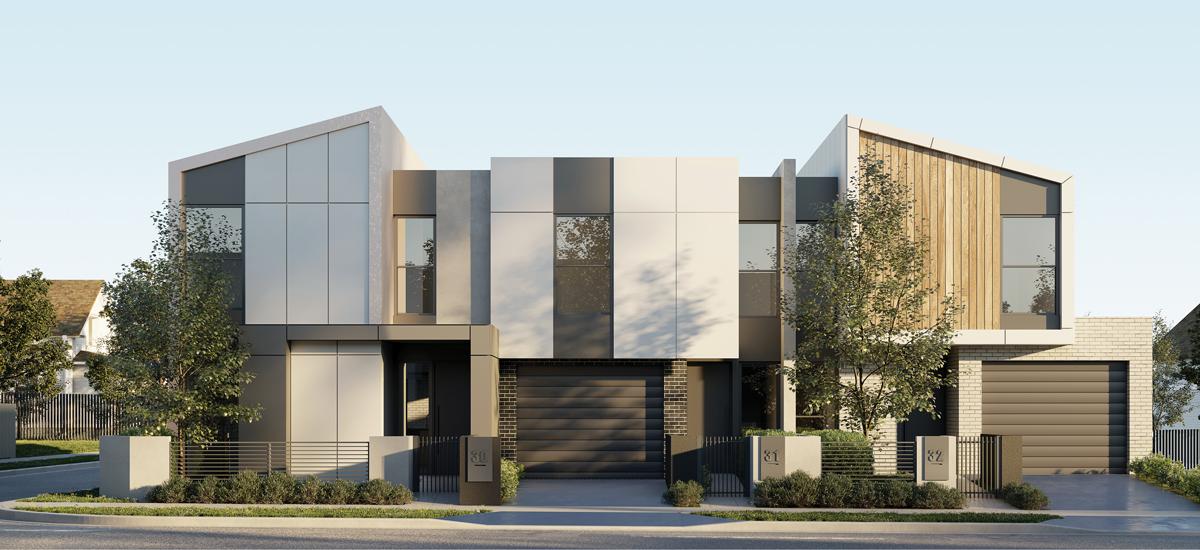 Rosa building exterior