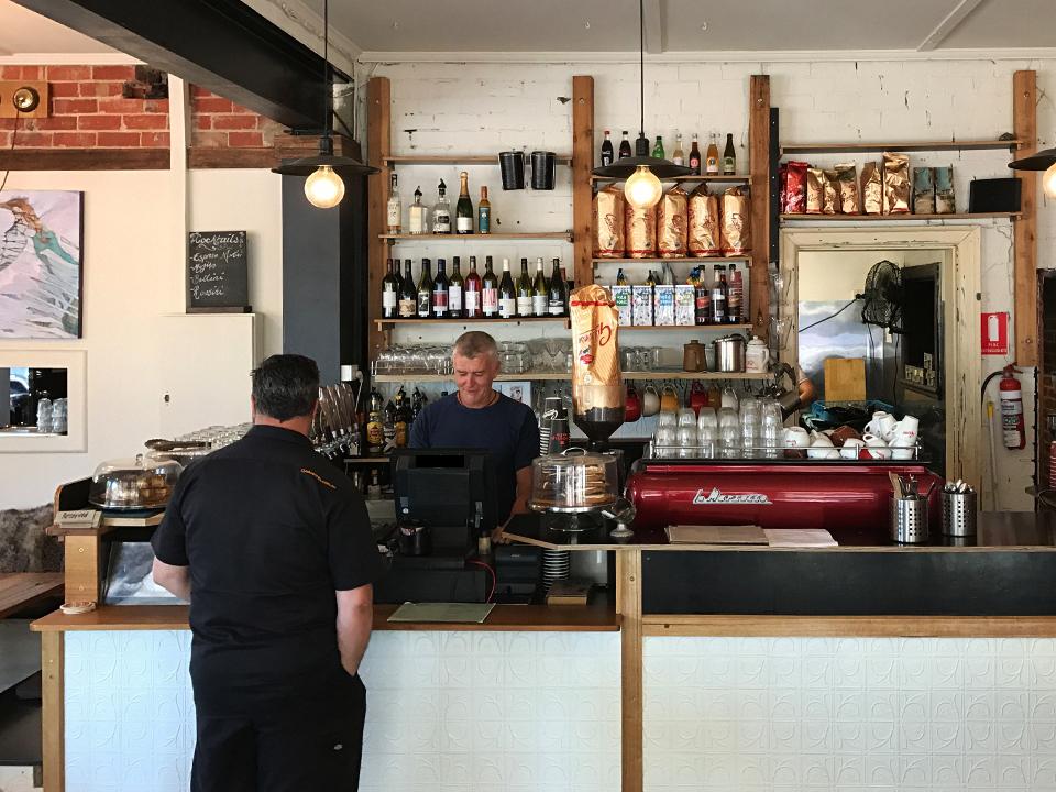 box hill cafe