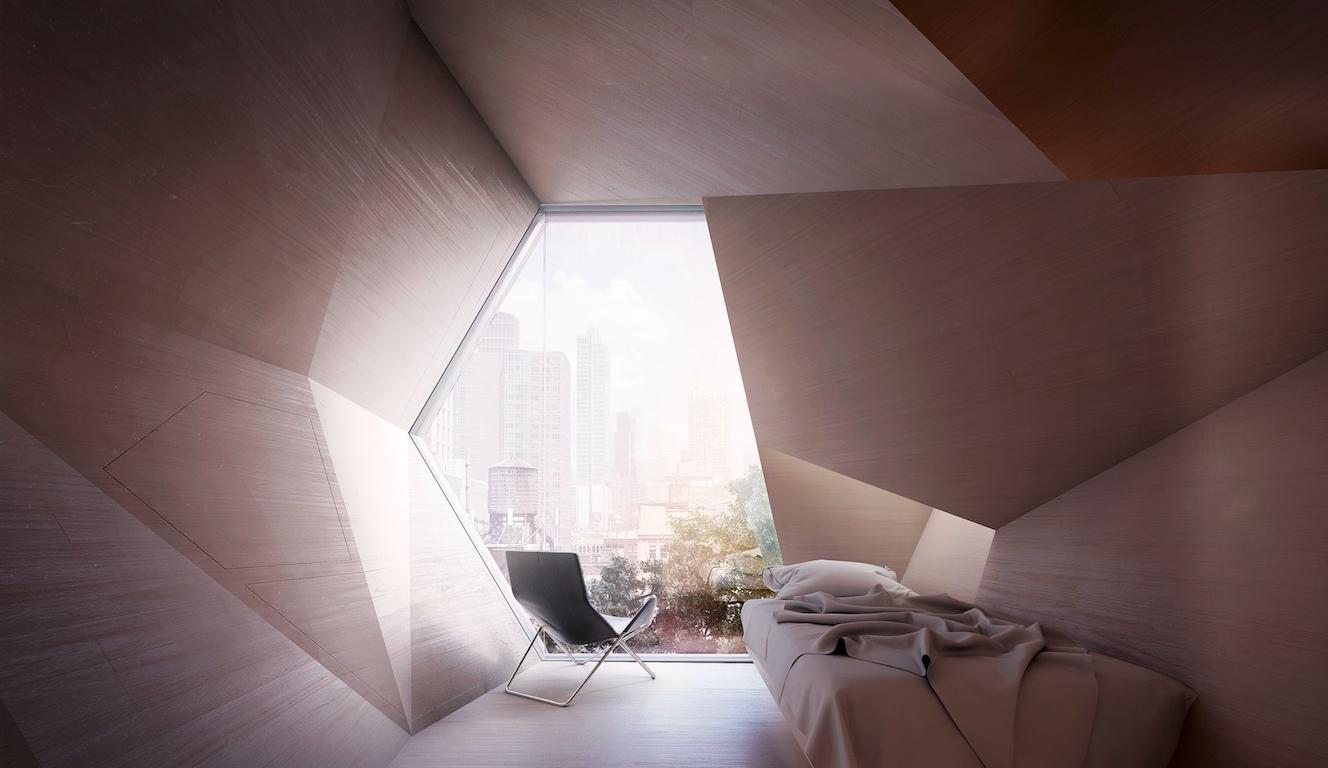 framlab homed apartments homeless new york city interior