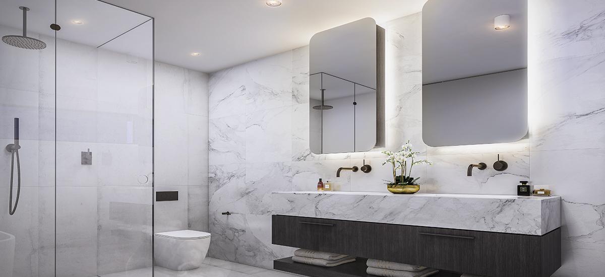 9 Shuter St bathroom