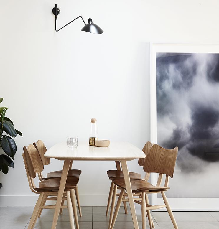 sisalla interior design lighting above table lamp