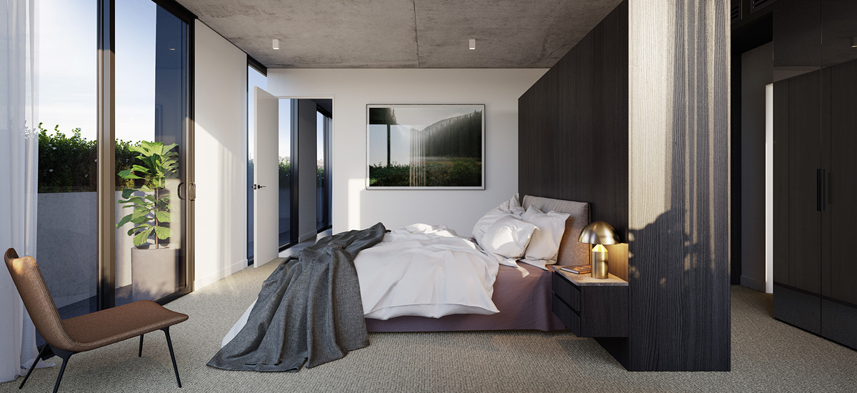 Sterling bedroom