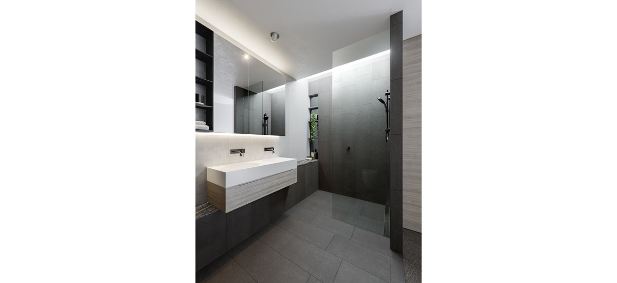 the auburn luxury bathroom apartments hawthorn