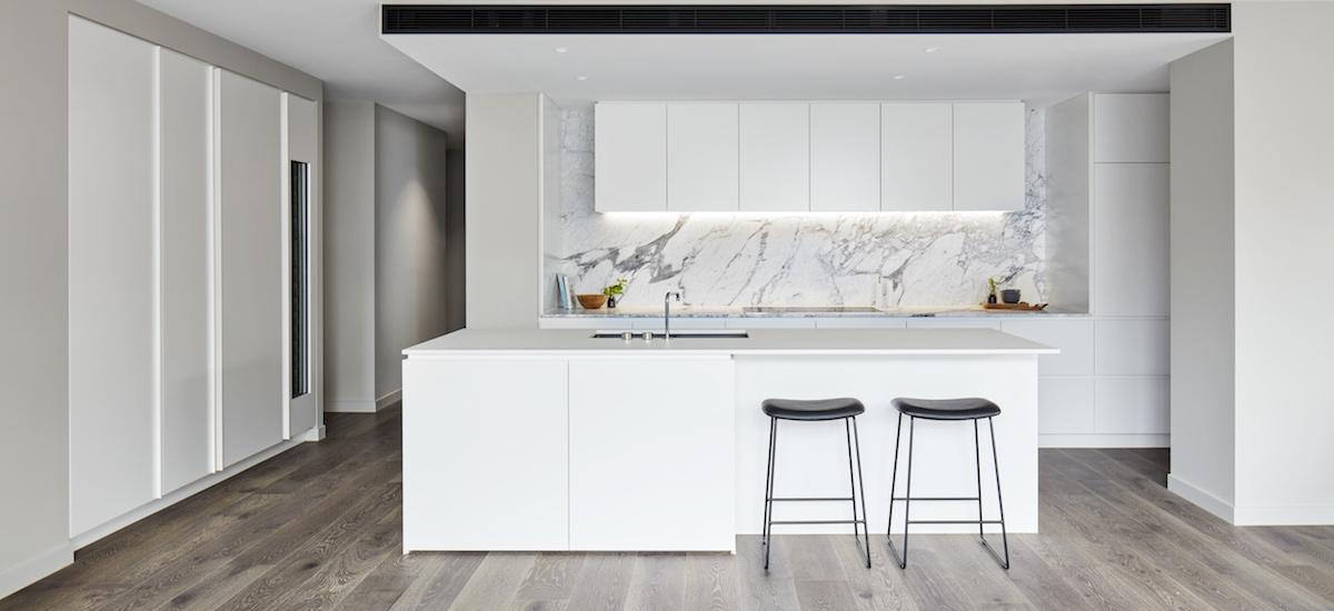 Turner Residences kitchen