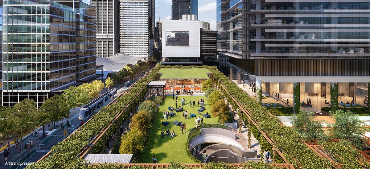 Melbourne Quarter Skypark