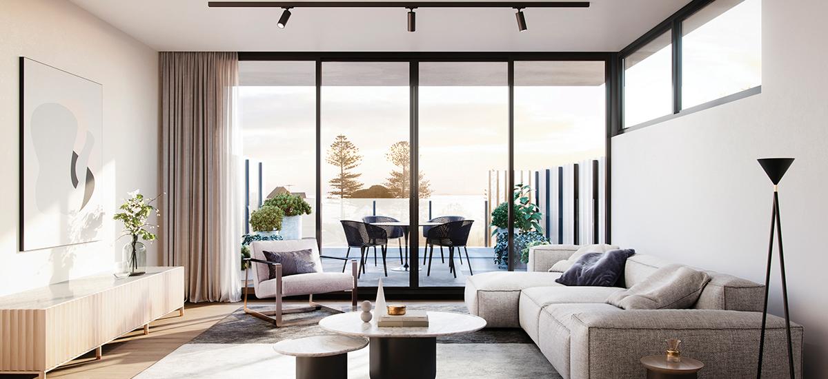 azure hampton apartments vic off the plan development