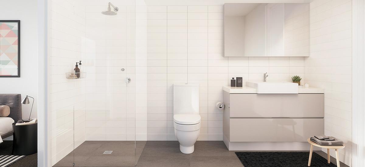 CAPE bathroom