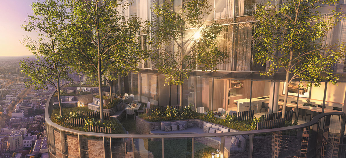 CONSERVATORY sky garden