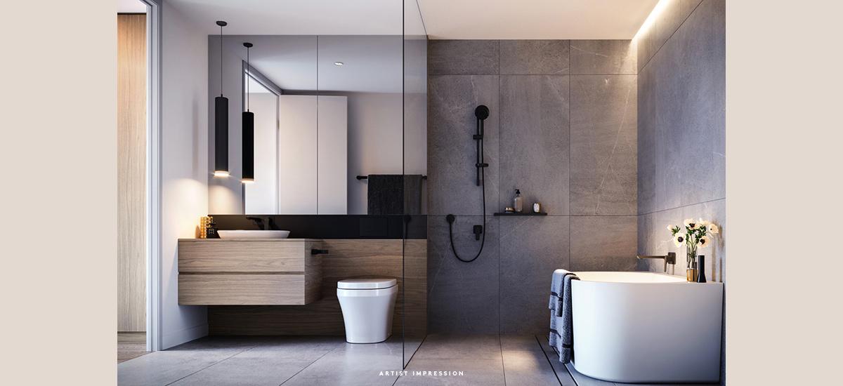 denmark kew bathroom