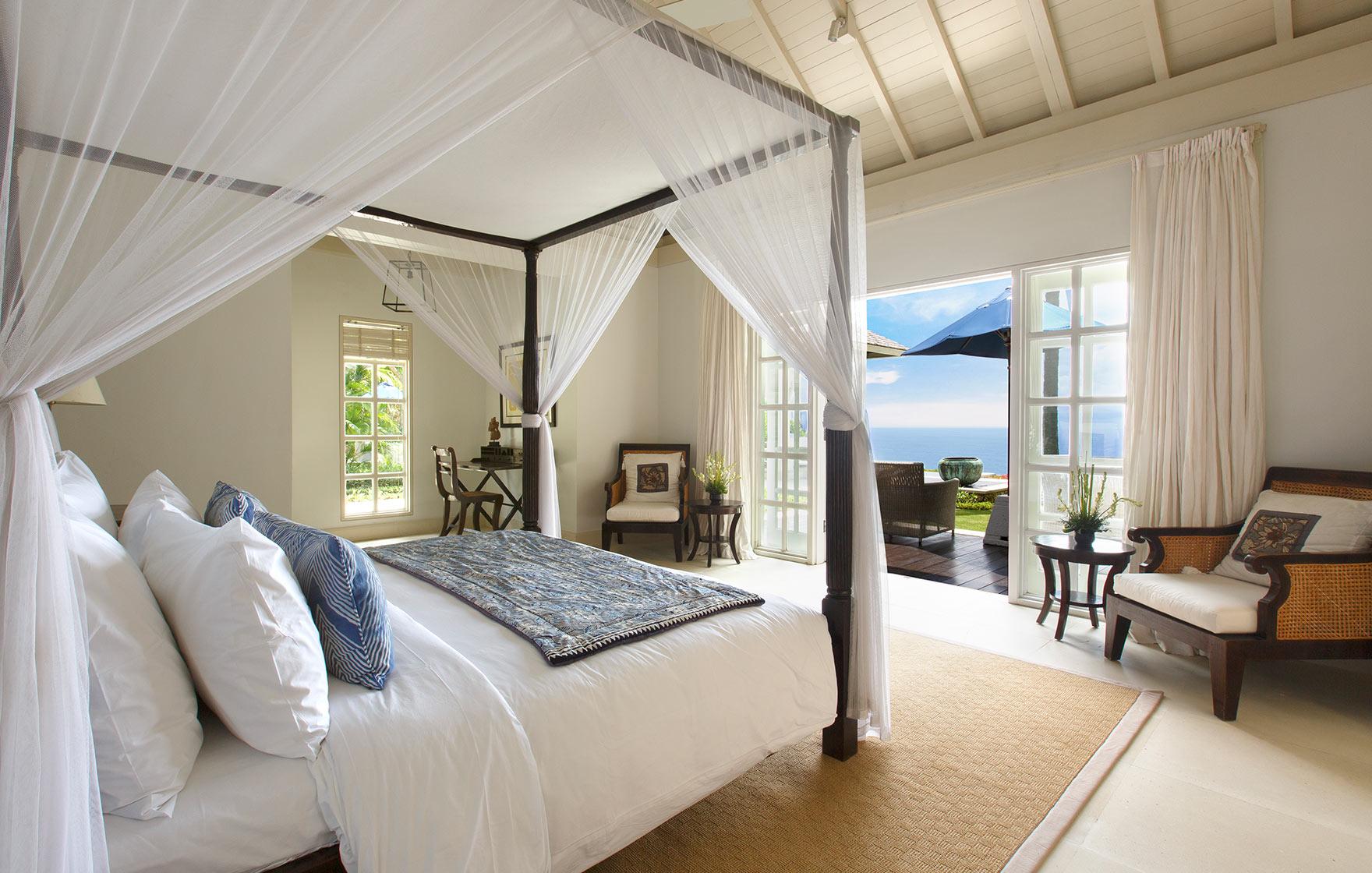 ungasan bali luxury resort investment bedroom