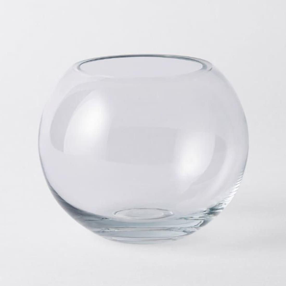 Fishbowl vase