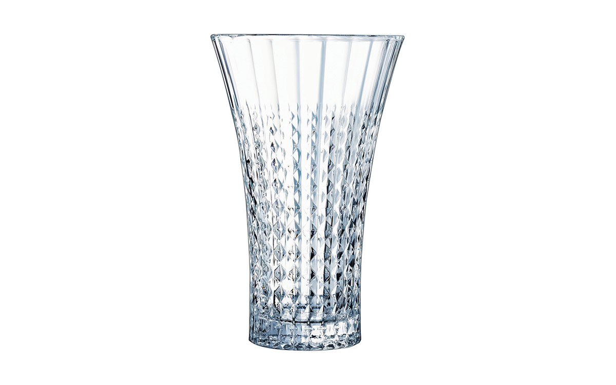 Lady Diamond Crystal Vase