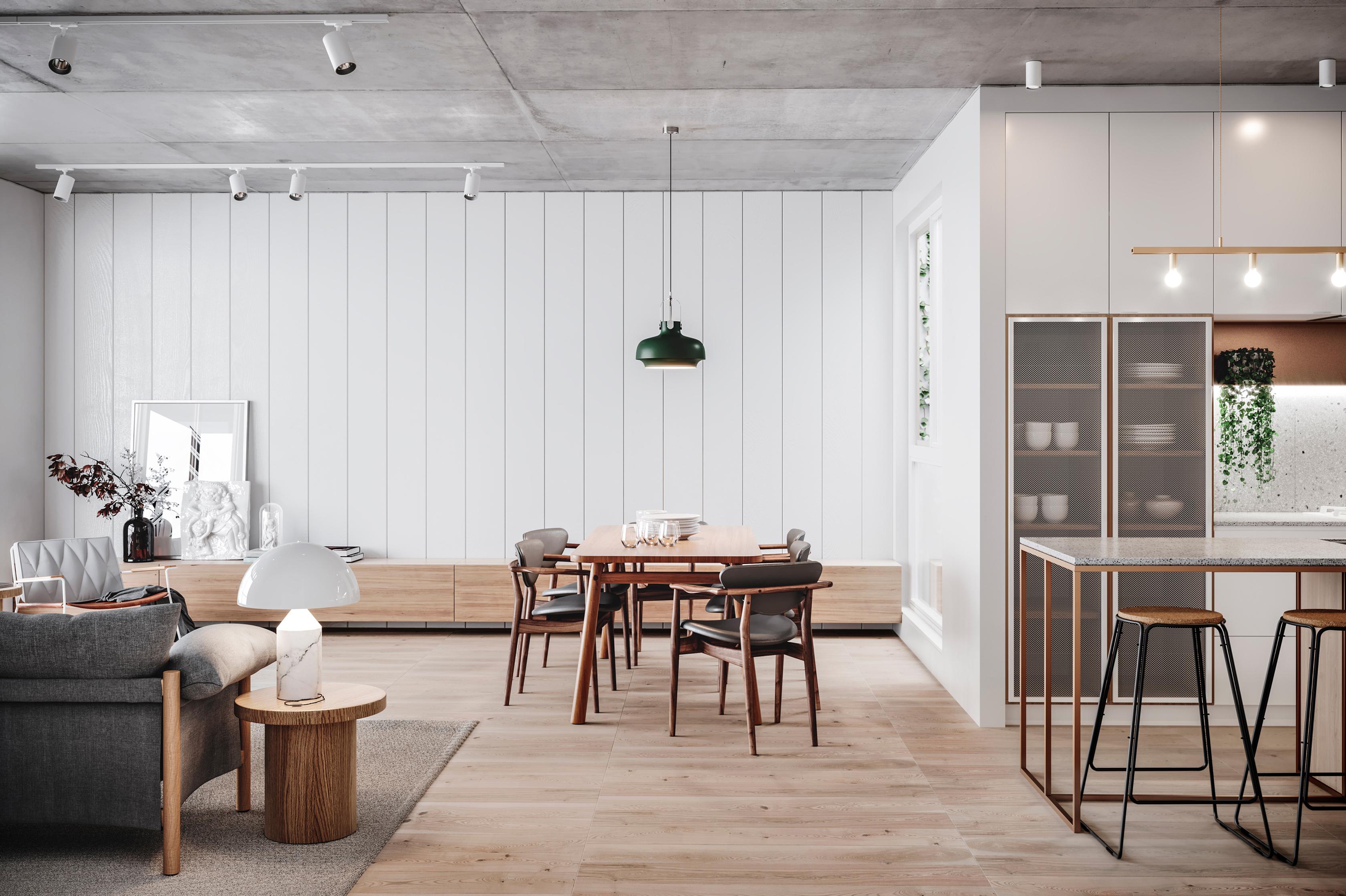 HO-ST apartments