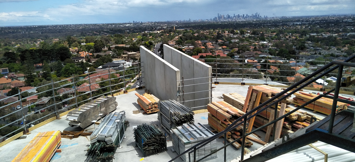 ivanhoe apartments now under construction