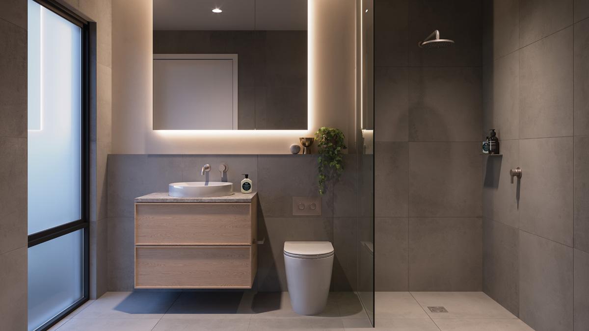 kew reserve bathroom designer