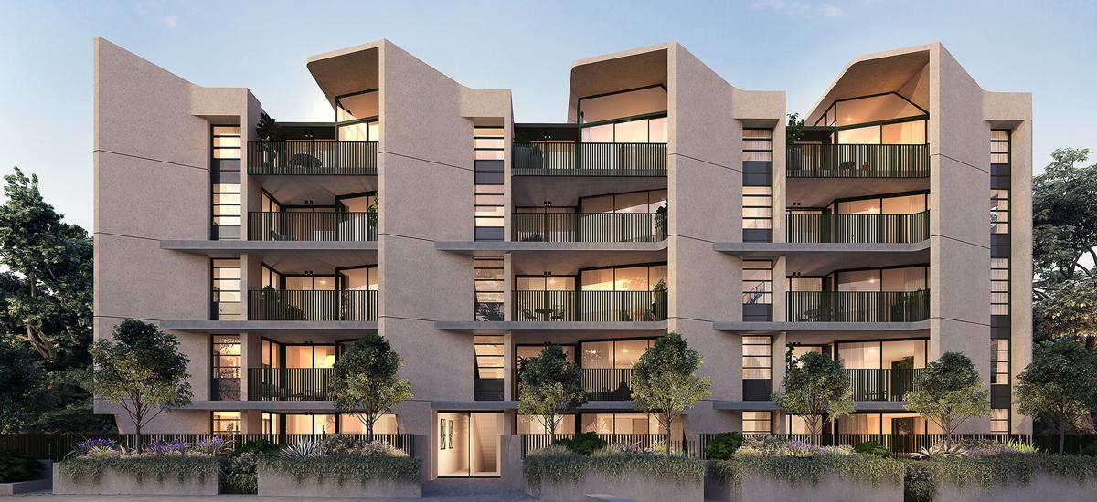 newmarket randwick apartment development