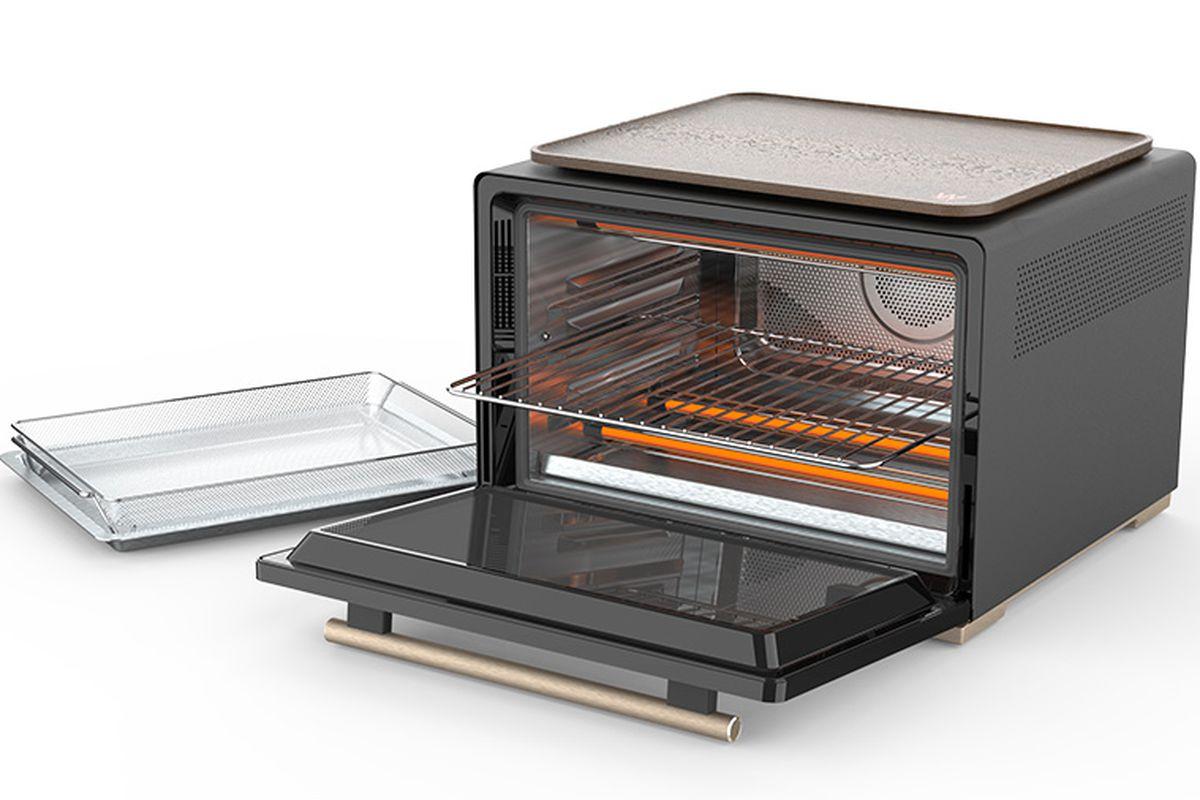 Whirlpool countertop oven