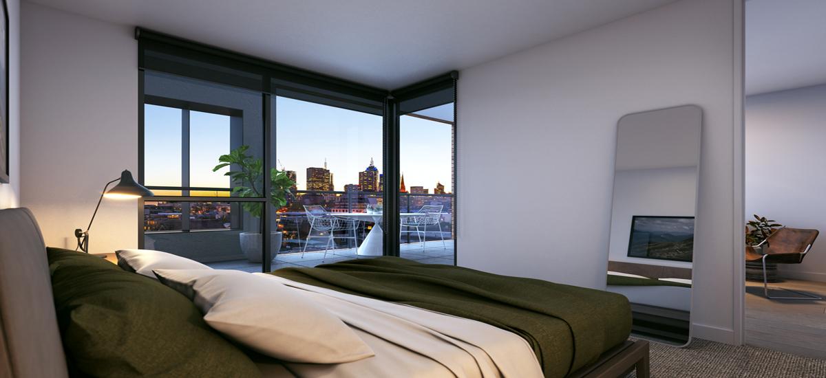 pace of collingwood bedroom interior design