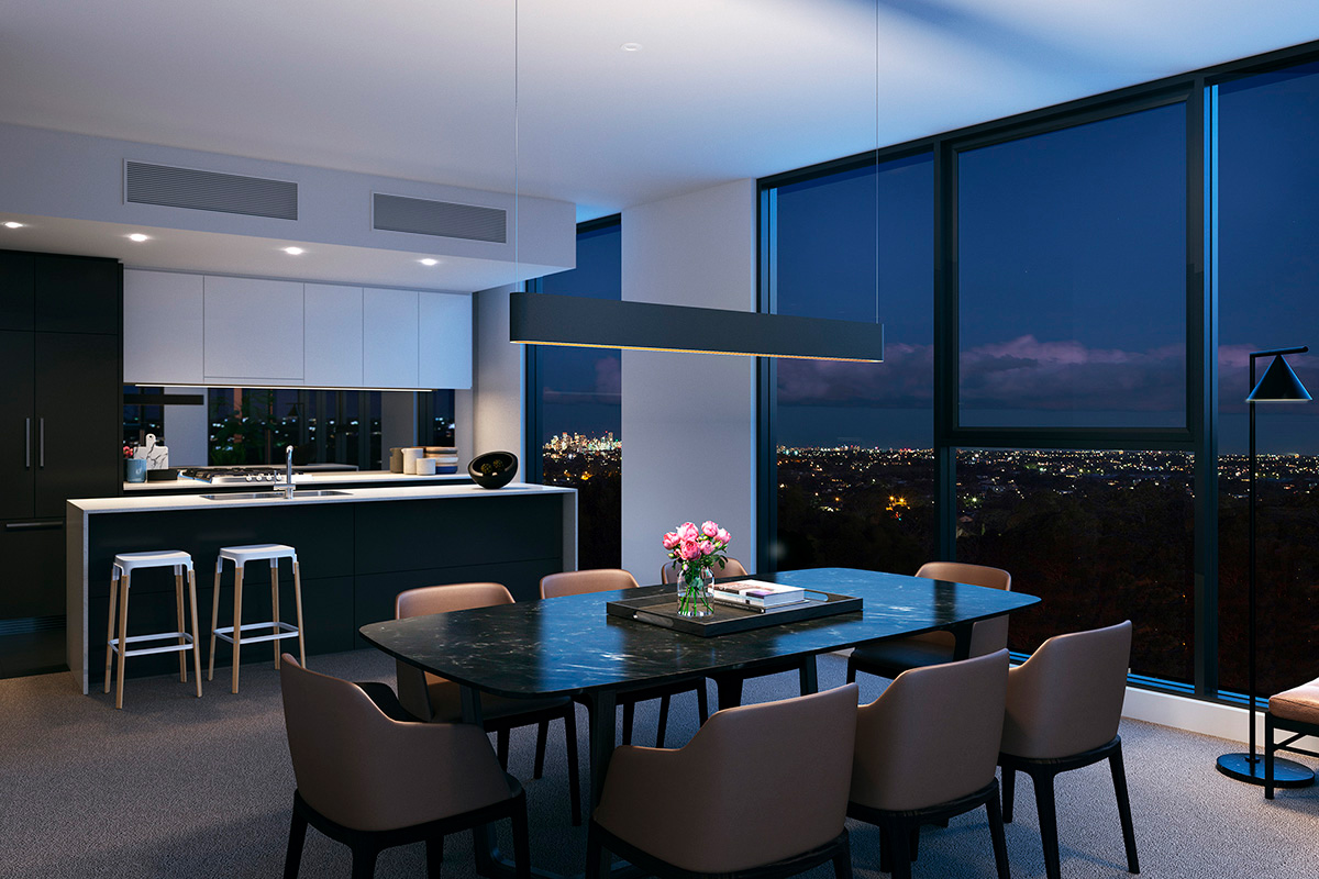 pavilions nsw sydney apartment olympic park