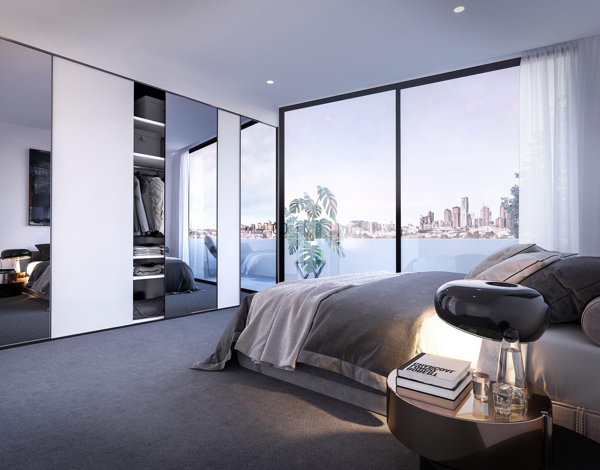 royal ascot bedroom