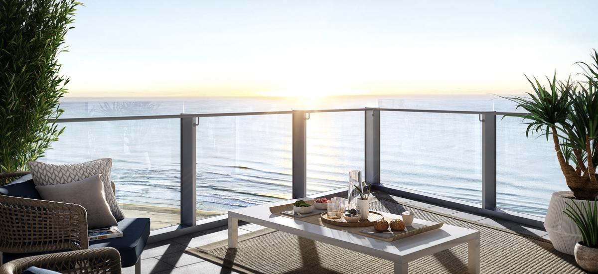 signature broadbech apartment developments balcony views