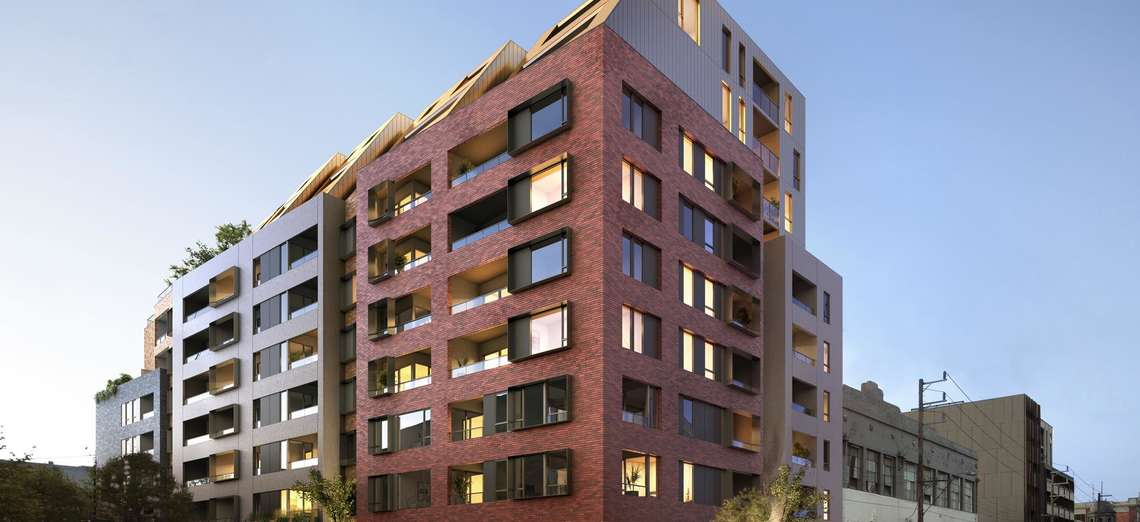 pace of collingwood apartments building exterior