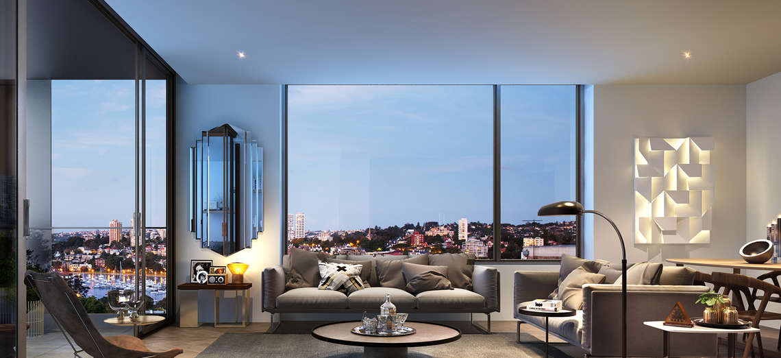 henley potts point inner city off the plan sydney apartment
