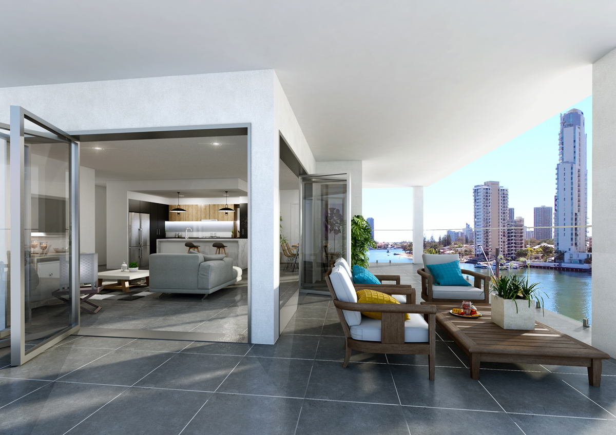 tarcoola river residences off the plan apartment queensland gold coast