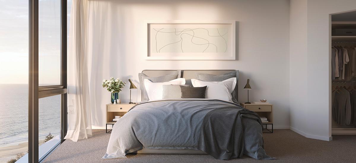 vue broadbeach luxury bedroom apartment develpoment