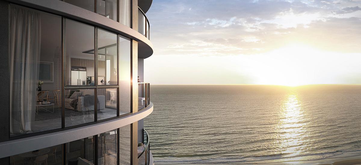 vue broadhbeach apartment building ocean views