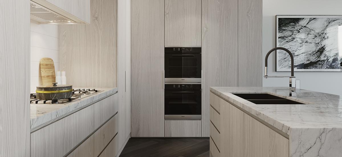 Sterling kitchen