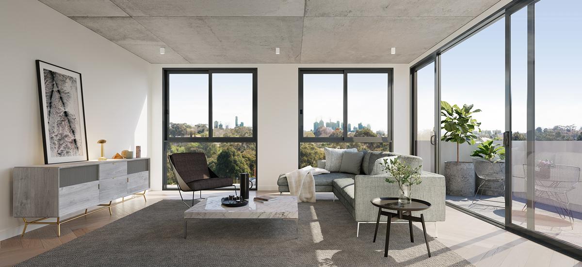 Sterling living room